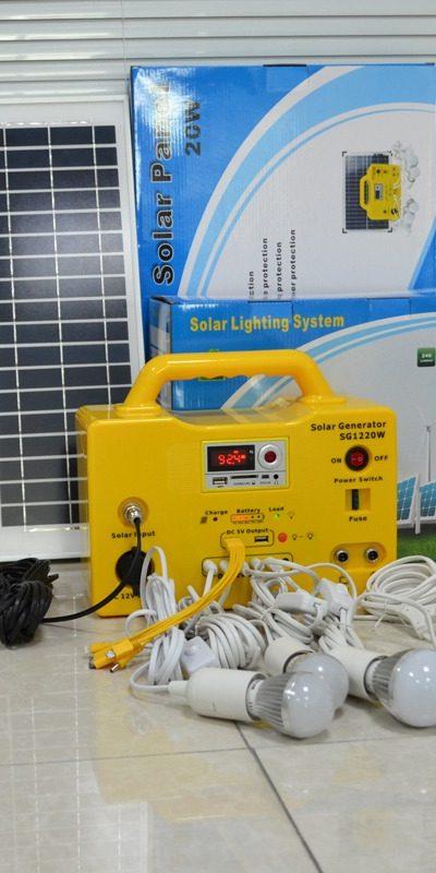 Produk solar panel Jarwinn 34