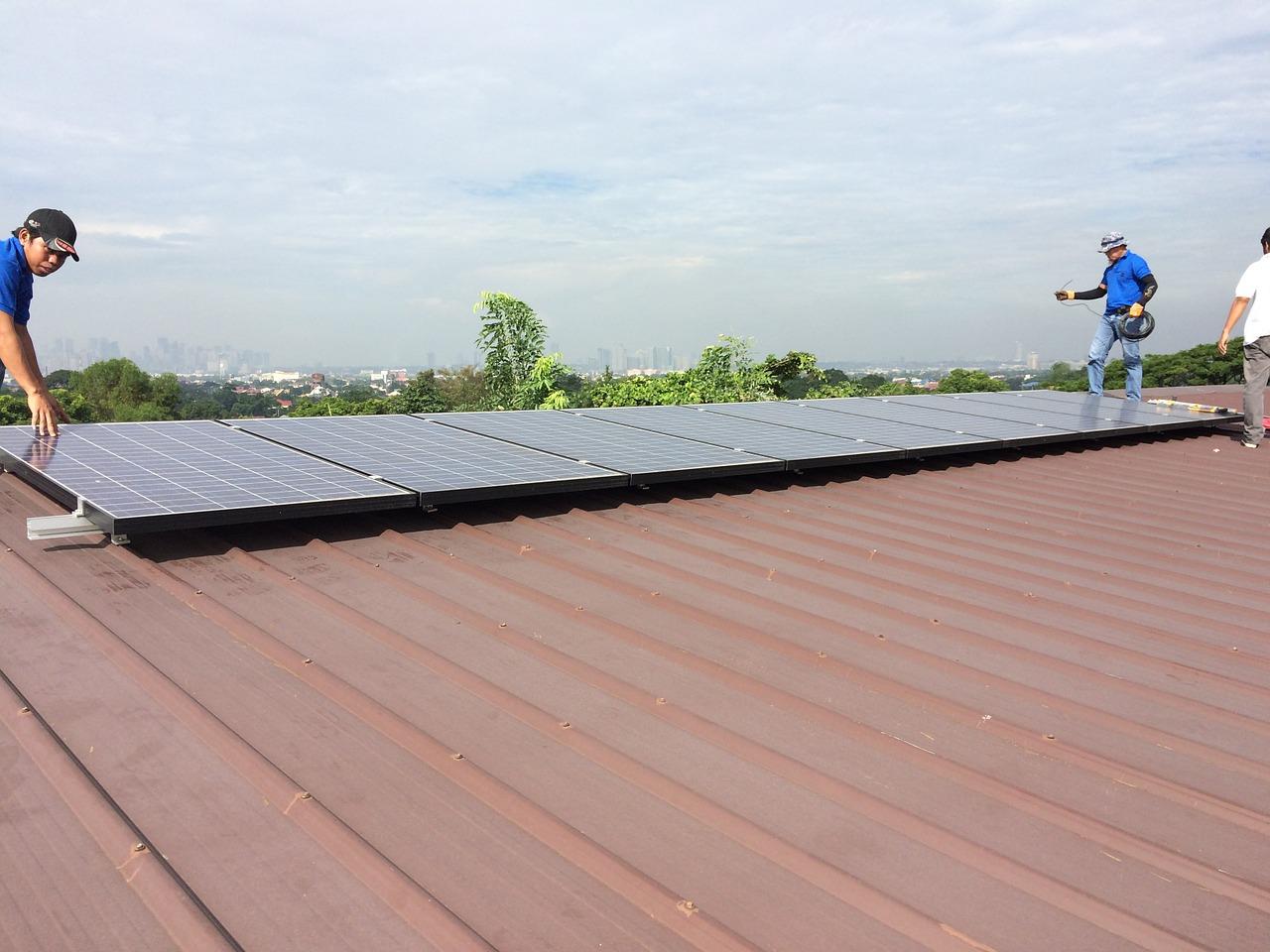 pesan beli pasang panel surya
