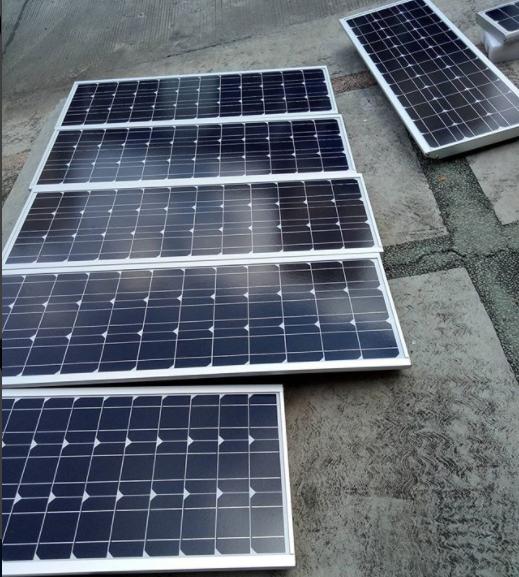panel surya