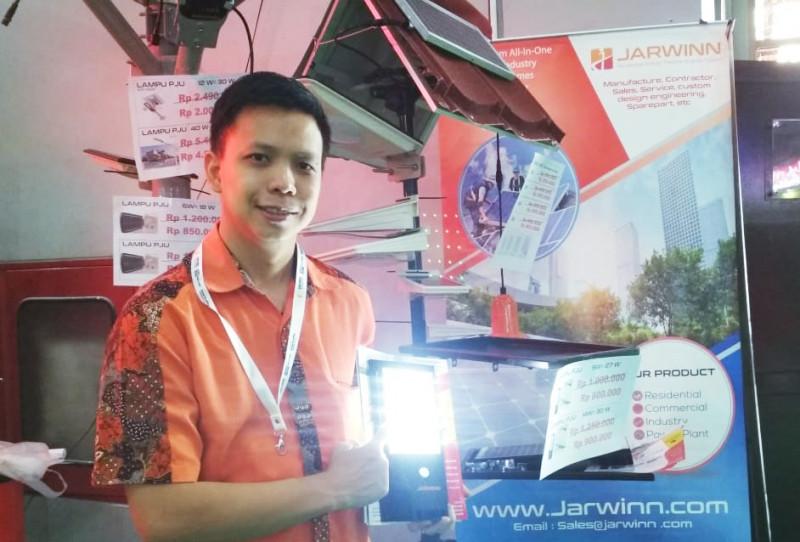 solusi lampu tenaga surya