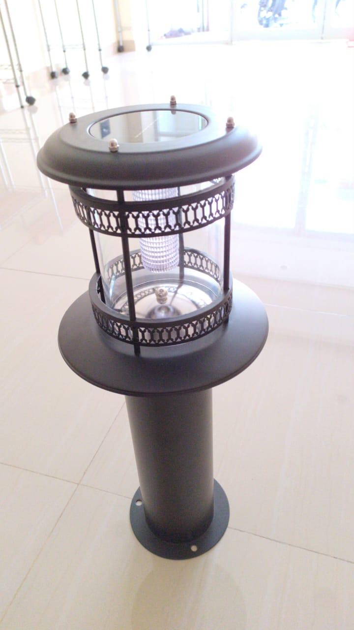 lampu taman solar panel