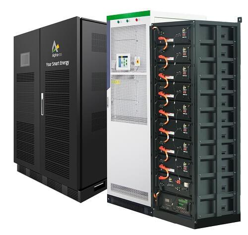 ENERGY STORAGE SYSTEM - INVERTER HYBRID COMMERCIAL